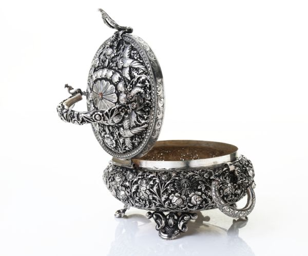 The Rich Culture of Silver in India